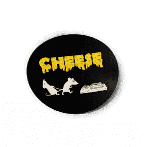 Cheese Strain/Slap Stickers/Labels.