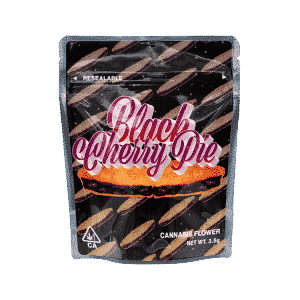 Ready Made Black Cherry Pie Strain Cali Pack Mylar Bags/Pouches
