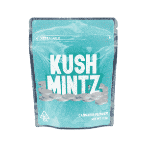 Ready Made Kush Mints Strain Cali Pack Mylar Bags/Pouches